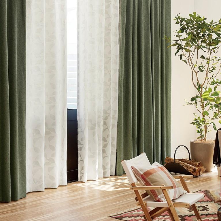 オーダーカーテン専門店による夢を叶える空間コーディネート